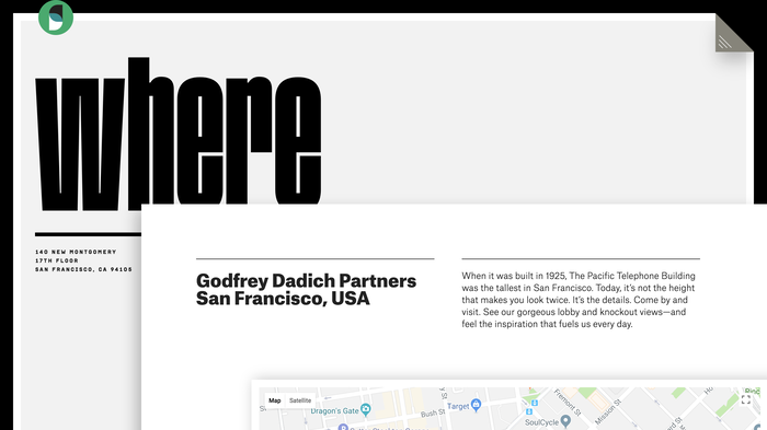 Godfrey Dadich Partners website 13