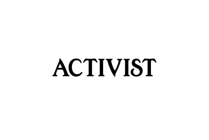 Activist logo