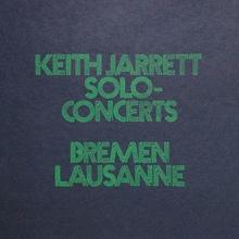 Keith Jarrett — <cite>Solo-Concerts</cite>
