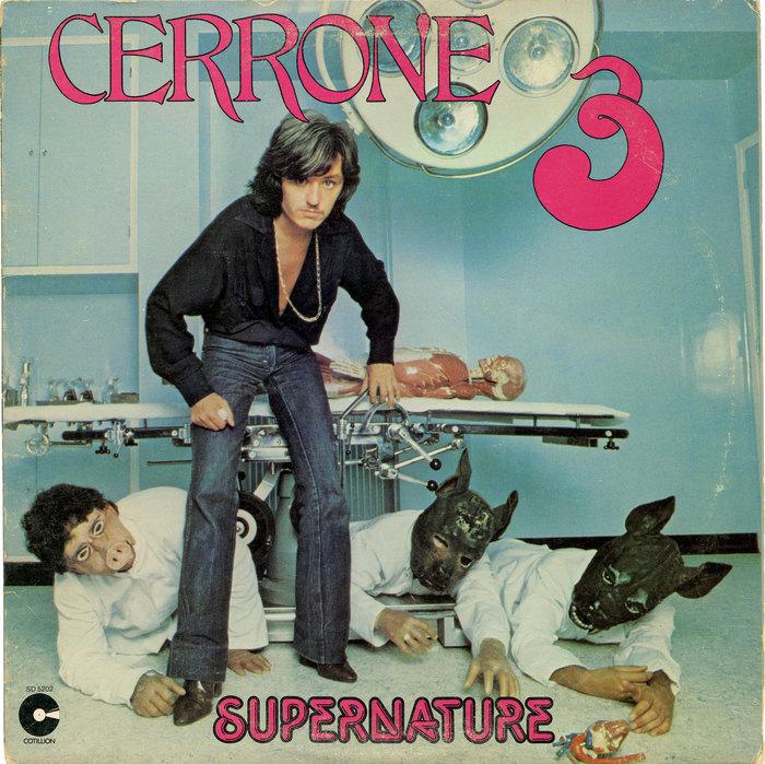 Cerrone – Supernature 1