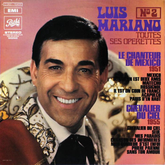 Toutes Ses Opérettes Nº1–4 – Luis Mariano 2