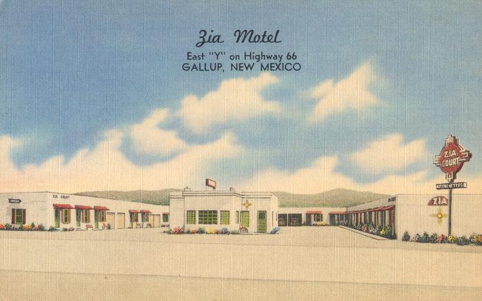 Zia Motel – Gallup, New Mexico