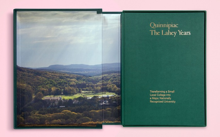 Quinnipiac: The Lahey Years 1