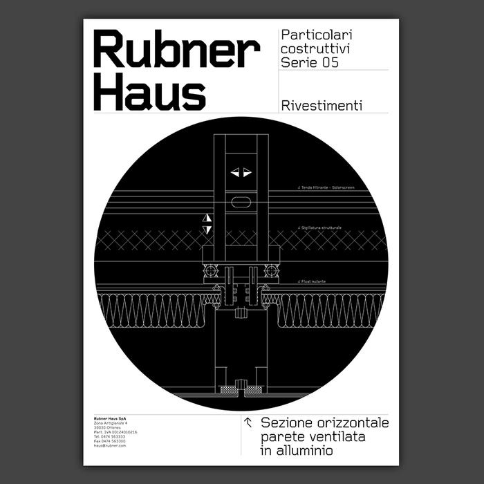 Rubner Haus posters 3