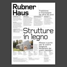 Rubner Haus posters