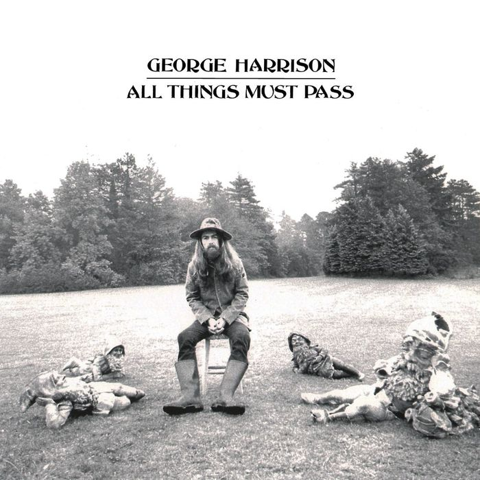 George Harrison — All Things Must Pass 1