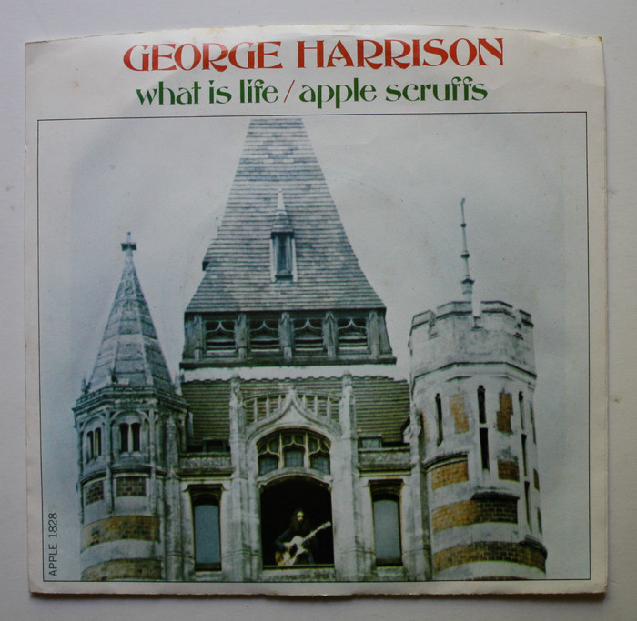 George Harrison — All Things Must Pass 4