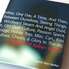 <cite>The Art of Robyn Denny</cite> by David Alan Mellor