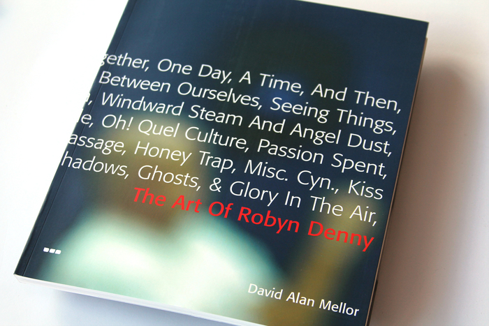 The Art of Robyn Denny by David Alan Mellor 1
