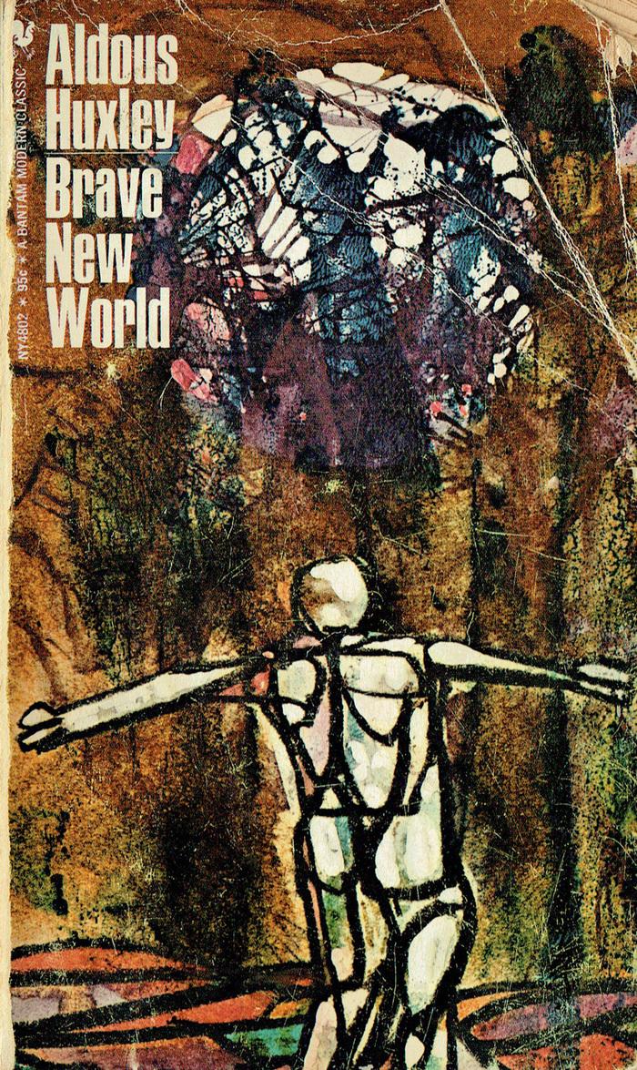 Brave New World, Bantam Books (1968) 1