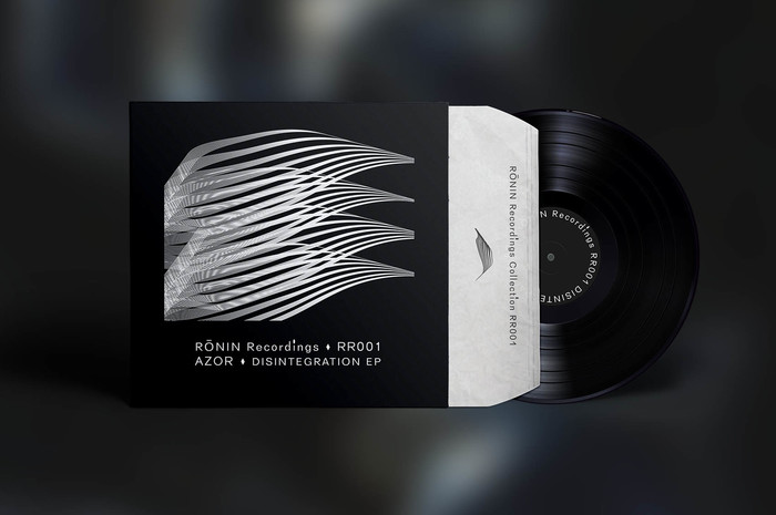 Disintegration EP – Rōnin Recordings 1