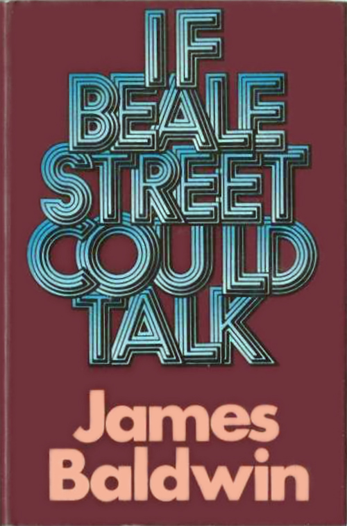 If Beale Street Could Talk by James Baldwin, MichaelJoseph edition 1