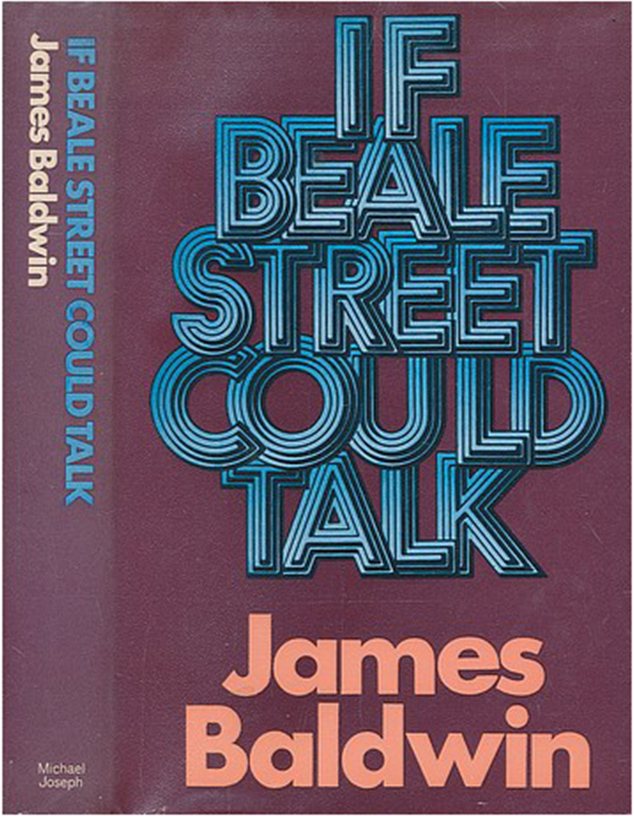 If Beale Street Could Talk by James Baldwin, MichaelJoseph edition 2