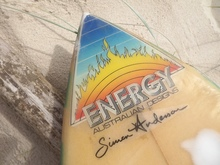 Energy Surfboards logo
