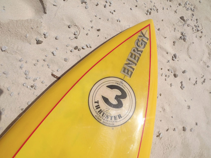 Energy Surfboards logo 5