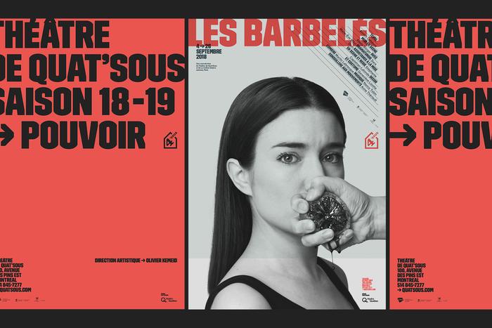 Théâtre de Quat'Sous 2018/19 1