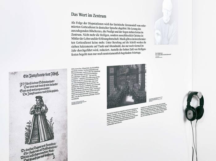 Das Wort exhibition at Strauhof 2