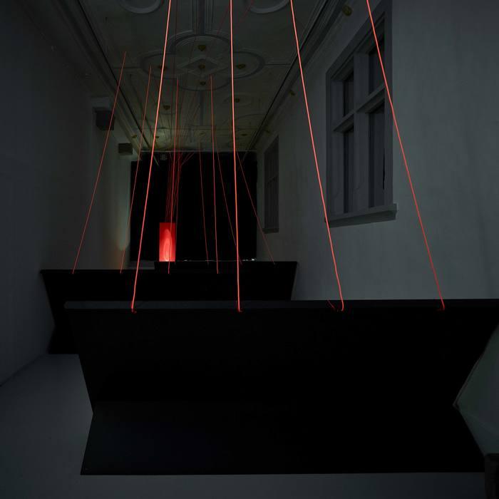 Das Wort exhibition at Strauhof 15