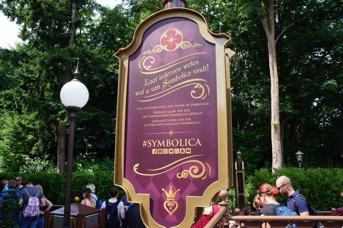 "Efteling dark ride ""Symbolica"" 4"