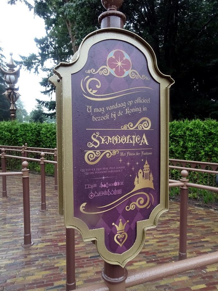 "Efteling dark ride ""Symbolica"" 7"
