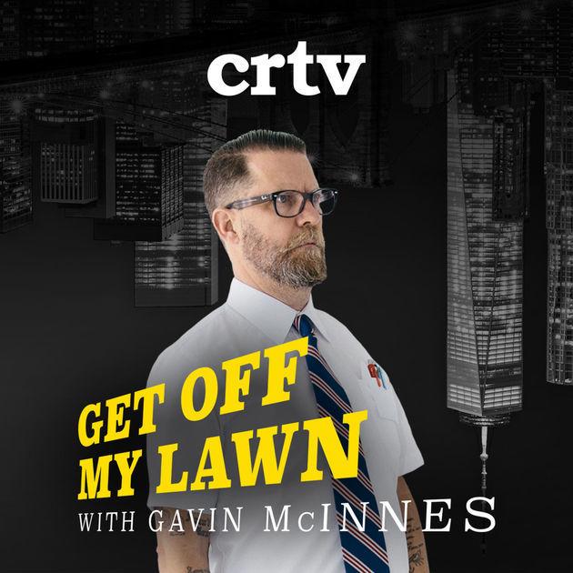 Get Off My Lawn With Gavin McInnes