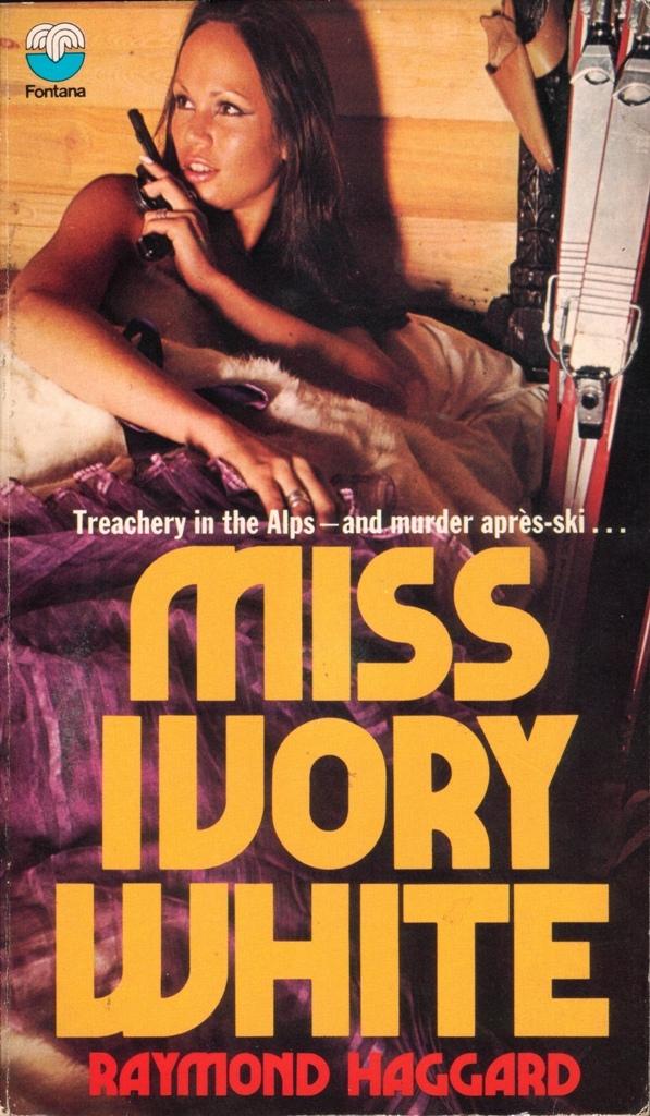 Raymond Haggard – Miss Ivory White (Fontana)