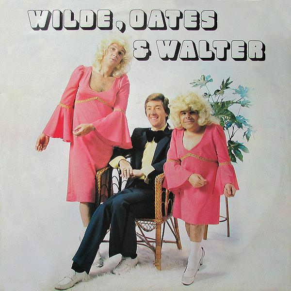 Wilde, Oates & Walter – Wilde, Oates & Walter (1981). Photography by Montgomery, Huddersfield.