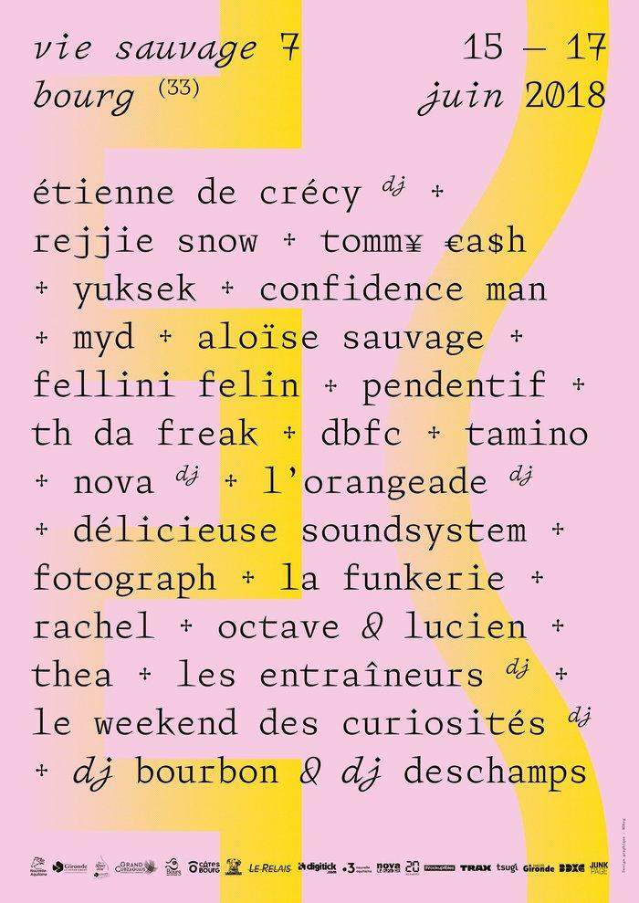 Festival Vie Sauvage nº7, 2018 2