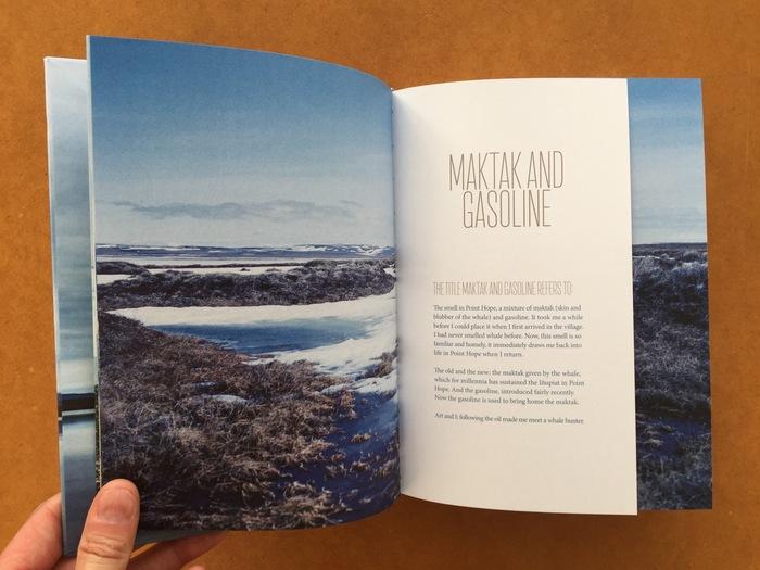 Maktak and Gasoline, photo book for Ellis Doeven by Sybren Kuiper