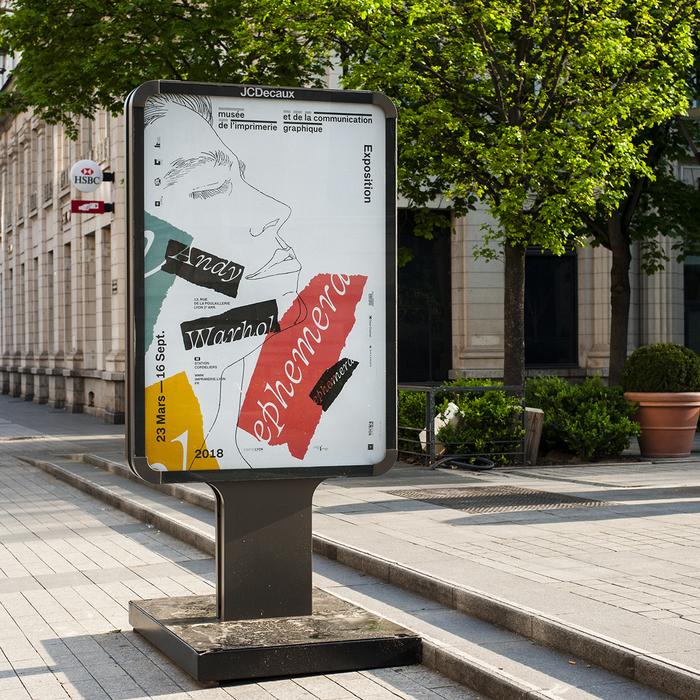Andy Warhol Ephemera posters 1