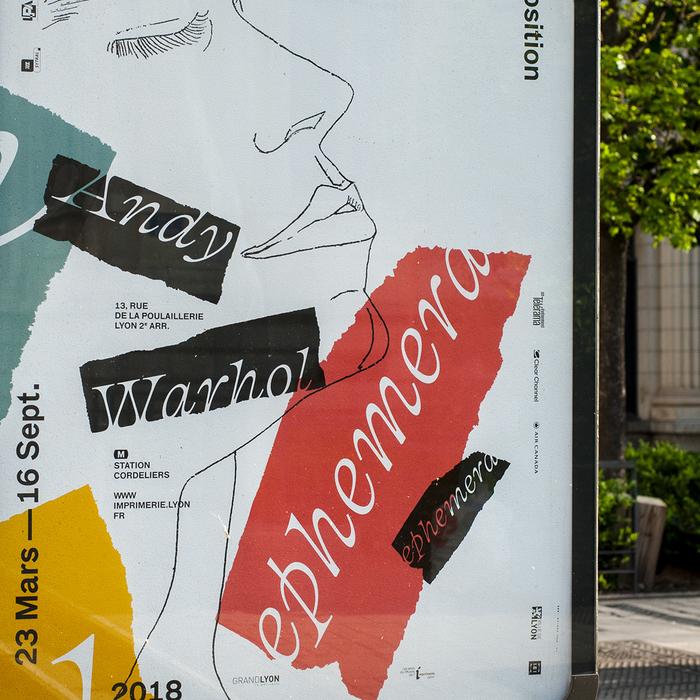 Andy Warhol Ephemera posters 2