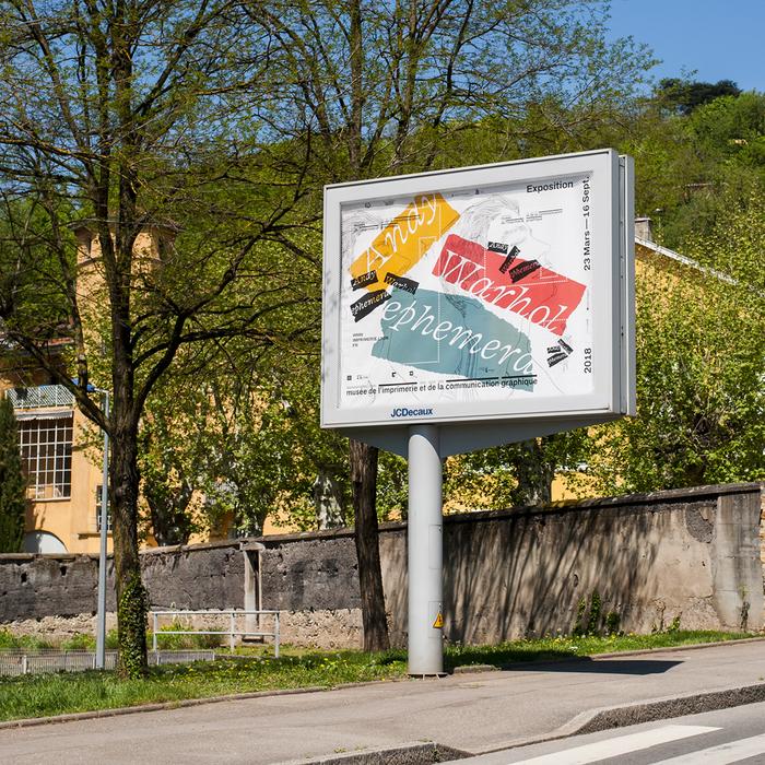 Andy Warhol Ephemera posters 3