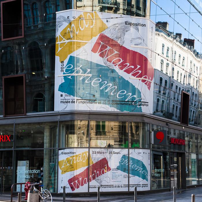 Andy Warhol Ephemera posters 4