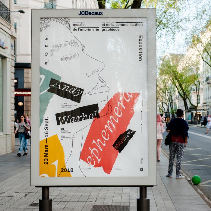 Andy Warhol Ephemera posters 6