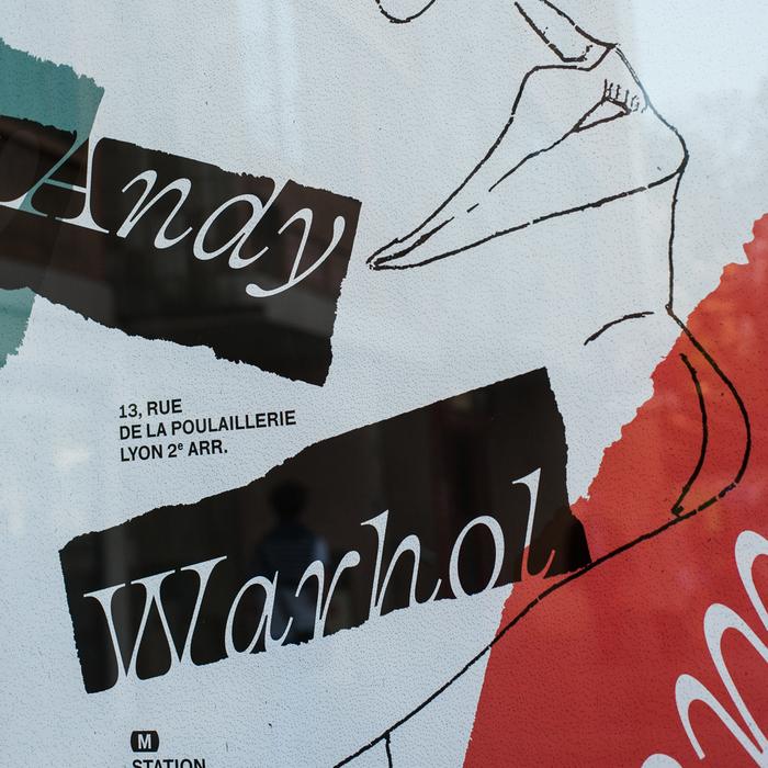 Andy Warhol Ephemera posters 7