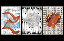 <cite>Zeitgeist Magazine</cite> poster series