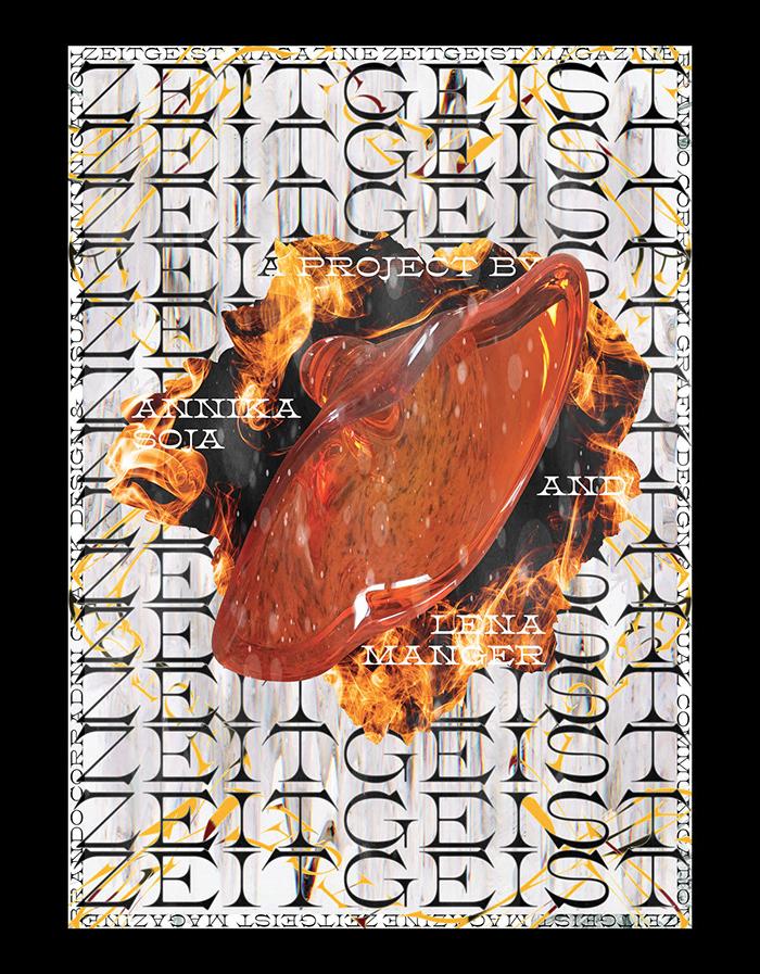 Zeitgeist Magazine poster series 4