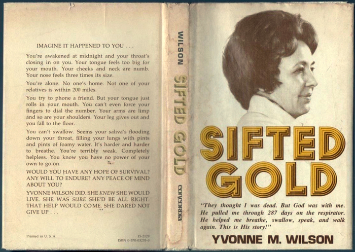 Sifted Gold by Yvonne M. Wilson 3