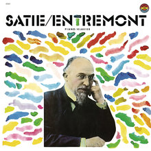 "<cite>Satie</cite><span class=""nbsp"">&nbsp;</span><cite>/ Entremont </cite>album art"