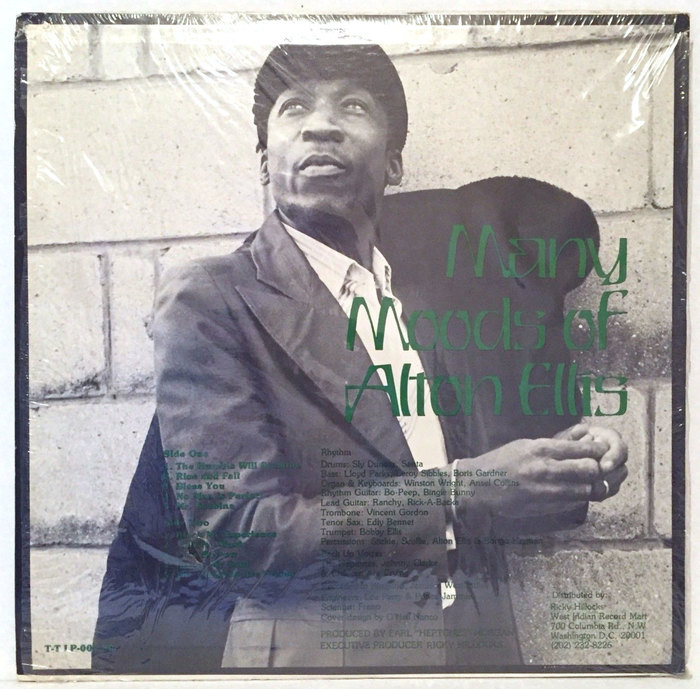 Many Moods of Alton Ellis 2