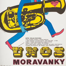 <cite>Únos Moravanky (Kidnapping the Moravanka Brass Band)</cite>