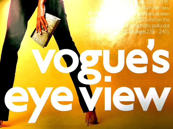 British Vogue (1999–2002) 1
