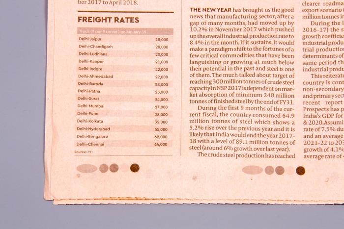 Financial Express, India 3