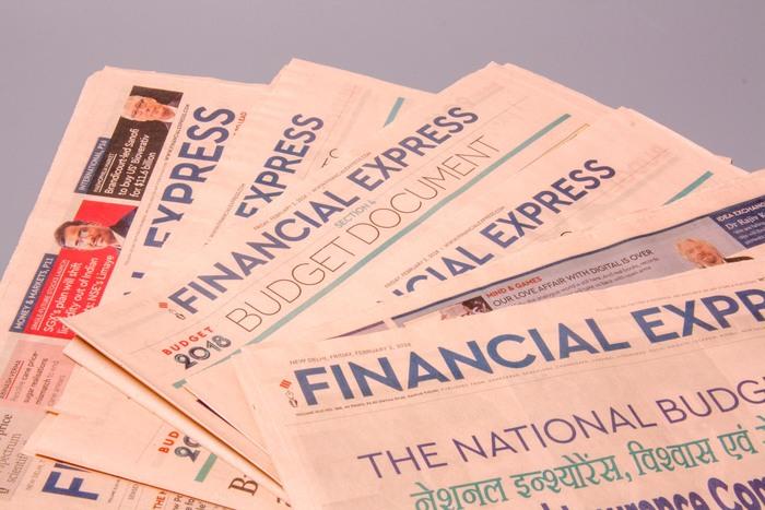 Financial Express, India 9