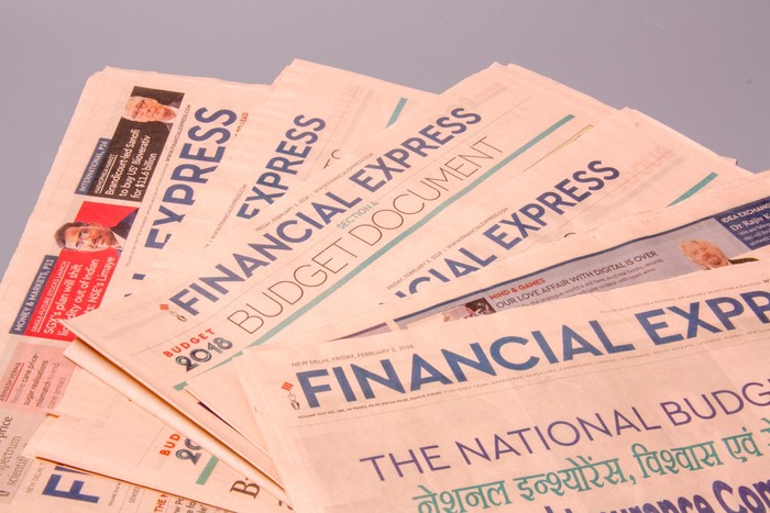 Financial Express, India 9