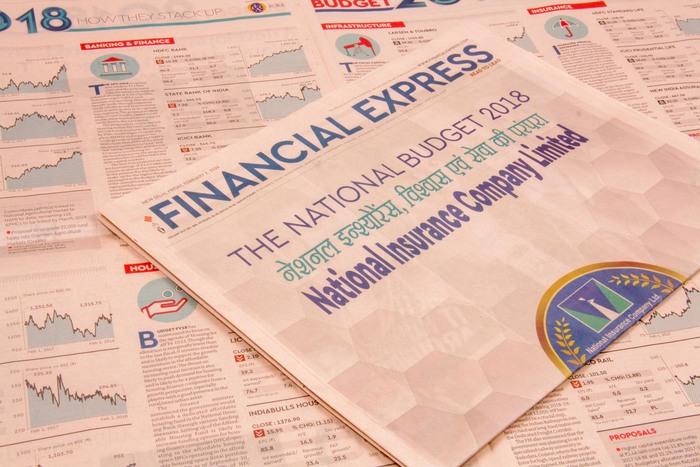 Financial Express, India 1