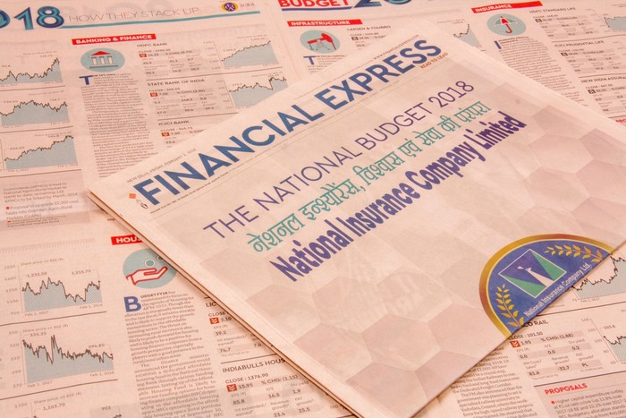Financial Express, India 1
