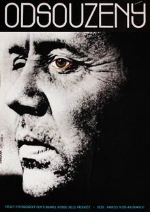 <cite>Odsouzený (Skazany) </cite>movie poster