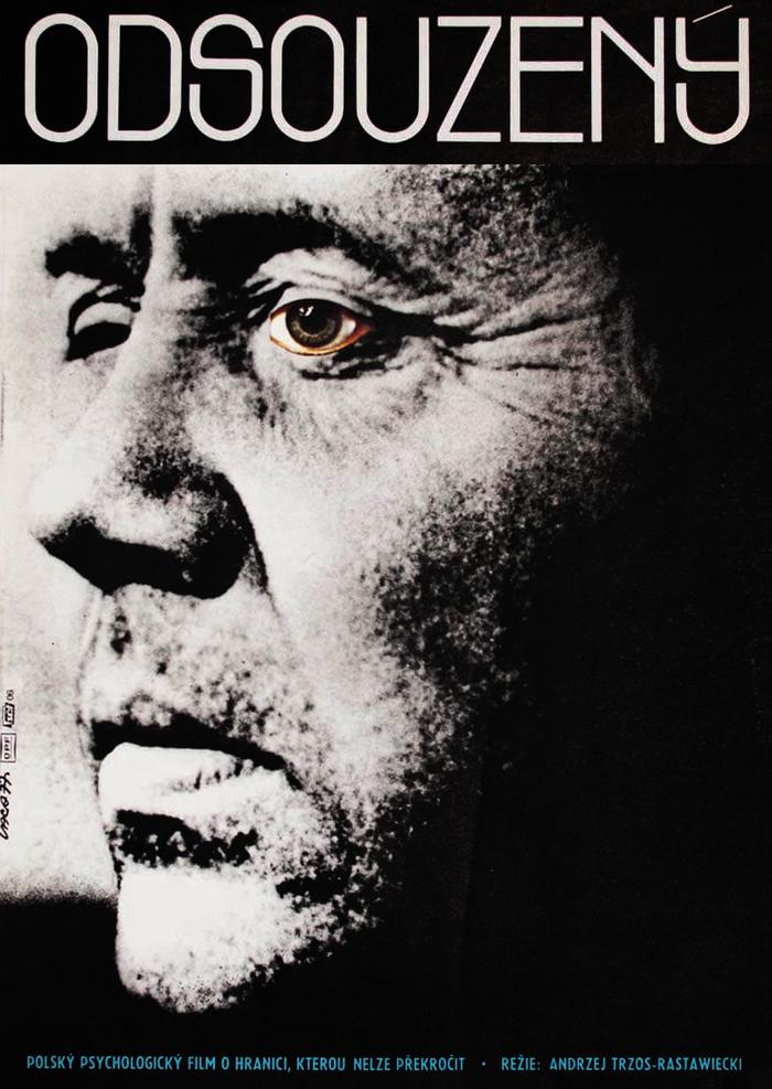 Odsouzený (Skazany) movie poster