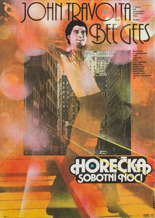 <cite>Horečka sobotní noci (Saturday Night Fever)</cite>